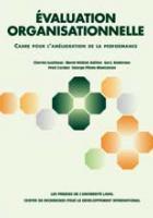 Évaluation Organisationnelle